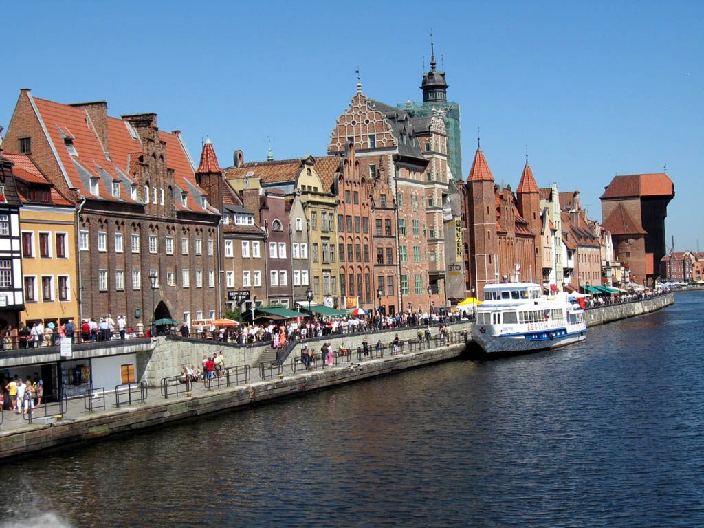 gdansk sightseeing